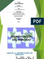 ESTRATEJIAS DE SEGMENTACON