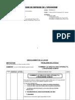DYSFONCTIONNEMENT DU SYSTEME IMMUNITAIRE