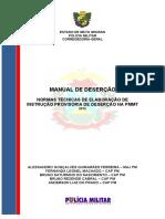Manual de Deserção PMMT