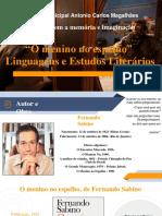 PLANEJAMENTO TRIMESTRAL ESTUDOS LITERÁRIOS ANO I