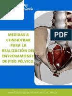 Entrenamiento Muscular Del Piso Pélvico