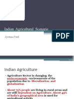 Indian agriculture CP1