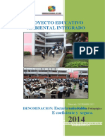 Proyecto de Educ Ambiental