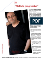 Intervista a Beppe Colombo della band rock progressive Pandora