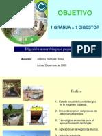 Biogás en la Región de Murcia