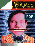 Monty Python Songbook