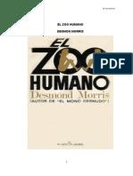 MORRIS DESMOND - El Zoo Humano