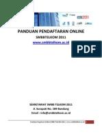 Panduan Reg Online