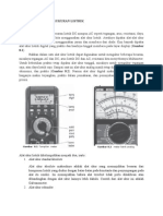 ALAT UKUR DAN PENGUKURAN LISTRIK (paper Instrument)