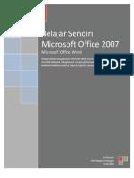 Belajar microsoft office