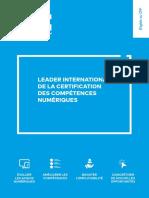 Brochure Icdl 2020