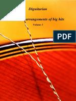 10 Small Arrangements of Big Hits Vol 1 (1)