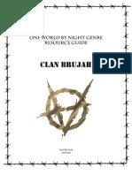 Brujah Genre Resource Guide 2008