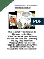 Military Resistance 9C  18