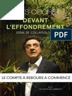Devant l'Effondrement Essai de Collapsologie by Yves Cochet (Z-lib.org)