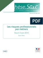 Synthese_Stat_no_05_-_Risques_professionnels_par_metiers