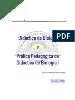 Didactica de Biologia I e PP de Biologia I