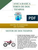 MECANICA BASICA MOTORES DE DOS TIEMPOS 2013