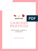 EBOOK LANCHES