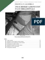 A2C6 Equazioni Moduli Irrazionali v2.1