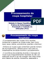 Modulo 6 Transparente 15 Processamento Da Roupa Hospitalar A