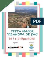 Festa Major de  Vilanova de Sau