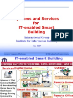 IT-Enabled Smart Building 11052007