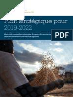 Plan Stratégique Du CIR 2019-2022