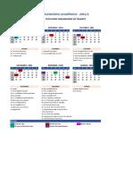 Calendario Academico_AEDU_Taubaté_2021.2