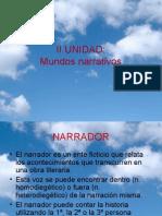 TIPOS DE MUNDOS