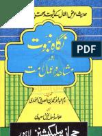 Nigah e Nabowat Aur   Mushahida e  Aamal e  Ummat   علامہ رسول بخش سعیدی