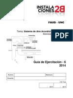 I2b - Guía 6 - Aire Acondicionado 2014