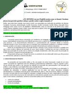 Projeto de Ensino Pedagogia 2021.2