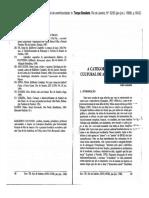 A Categoria Politico-cultural de Amefricanidade- Lelia Gonzales1