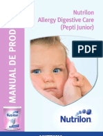Product File Nutrilon Pepti Junior - Allergy Digestive Care (PDS