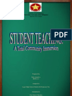 Student Teaching Port Folio by Jonah A. Mori