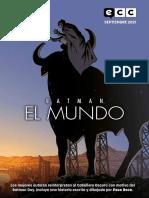 Comunicado de Novedades ECC Ediciones Septiembre 2021