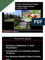 SB RRMM Auburn Presentation Power Point) December 7 2010 (2)