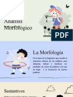 Analisis Morfológico
