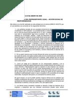 OFICIO_220-016538_DE_2008 SUPERSOCIEDADES REMOCION REPRESENTANTE LEGAL SRL