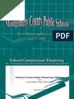 SB School Financing Options Power Point) July 27 2010 (2)
