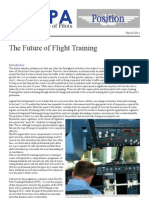 11POS04-The Future of Flight Training