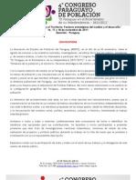 4 CONGRESO PYO DE POBLACION[1]