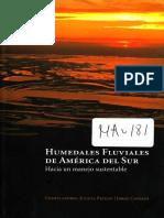 1181-Humedales Fluviales de America Del Sur