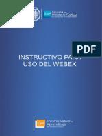 6. Guia del uso del Cisco Webex (1)