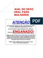 Curso de Sexo Oral Para Mulheres