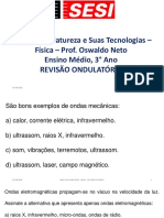 REVISÂO 3 ANO - ONDAS