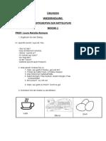 Übungen Wiederholung pdf