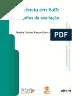 E-book_Docência Em EaD_Desafios Da Avaliação