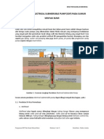Penggunaan ESP Pada Sumur Minyak Bumi